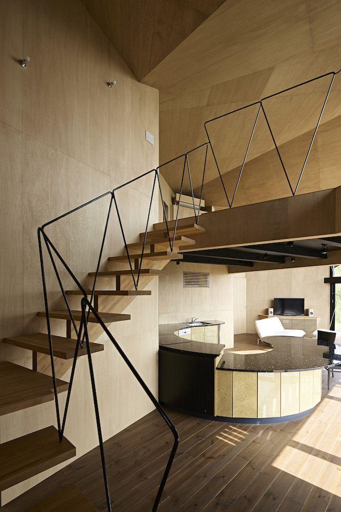 Villa Escargot / Takeshi Hirobe Architects