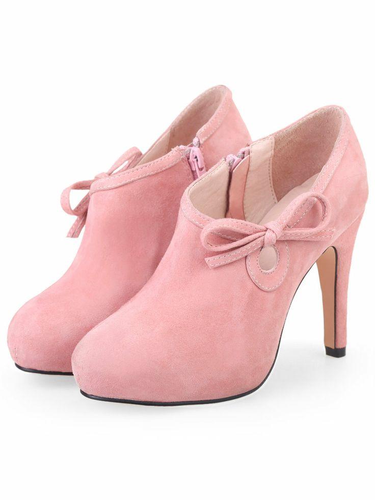 Sweet Bow Shoes Waterproof.