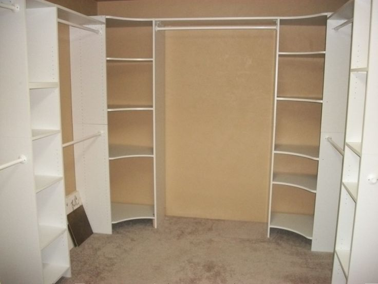 Closet Ideas By Morgaj4 100 Other Ideas To Discover On Pinterest Closet Rod Closet System