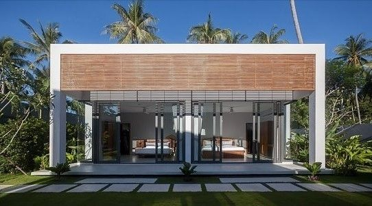 Тропическая архитектура: роскошная вилла в Тайландеhttp://faqindecor.com/ru/tropicheskaya-arhitektura-roskoshnaya-villa-v-tajlande/