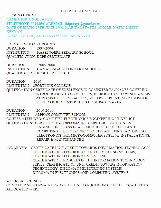 Computer Information Systems Resume Unique Puter Information Systems Internship Resume Sanjran Job Resume Samples Good Resume Examples Resume