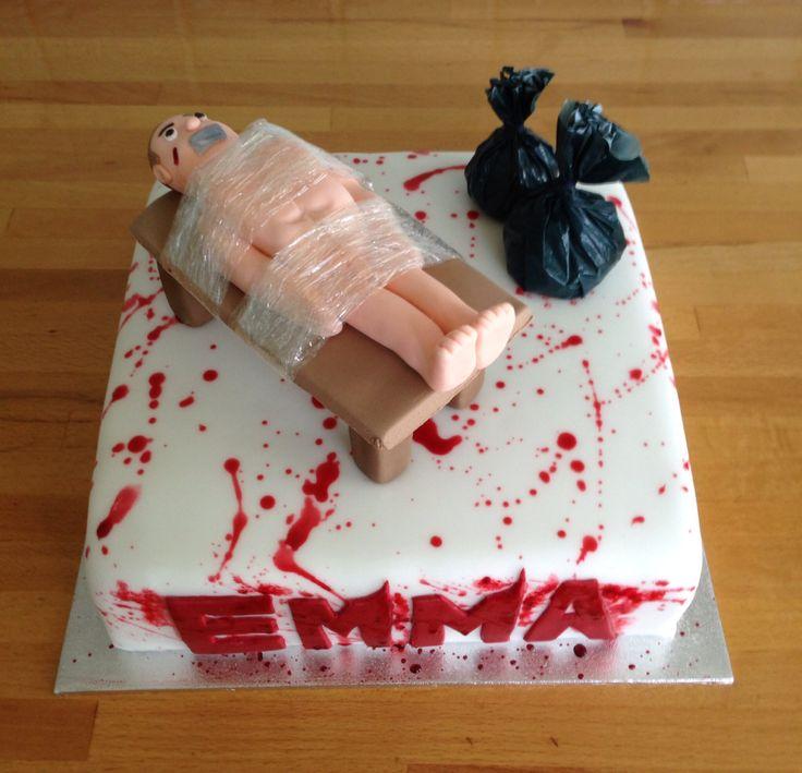 My Dexter cake