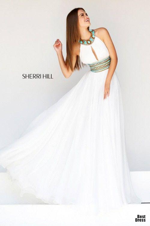 Длинные платья Sherri Hill 2014