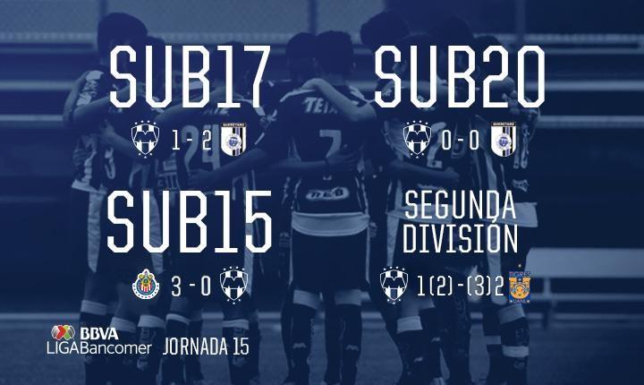 En una serie muy disputada, el Monterrey Segunda División Premier quedó fuera de la competencia al ser eliminado en los Cuartos de Final por su similar de Tigres.