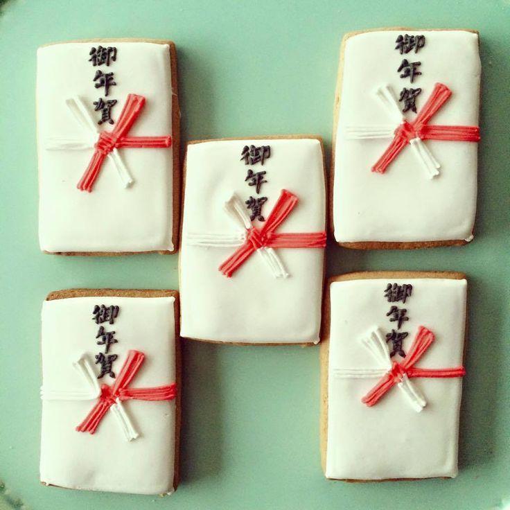 かわいすぎて食べられない「お正月クッキー」が話題【画像】