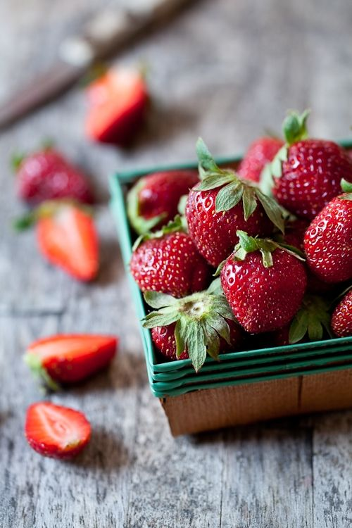 It's almost strawberry season! While we don't sell strawberries we offer great SEO and SEM services to help your small business get found online.