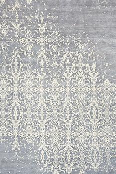 Jan Kath - Milano Raved Wool and silk rug