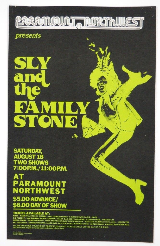 1973 Sly and the Family Stone