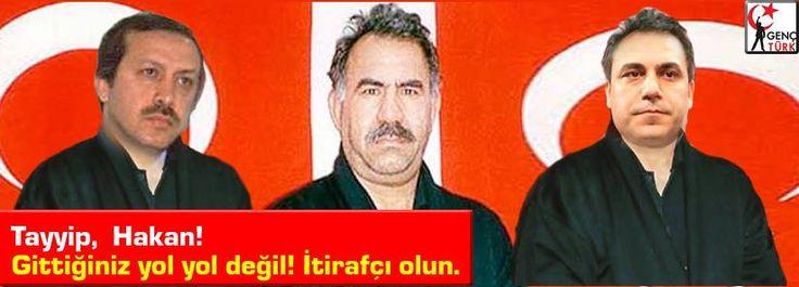 Tayyip Erdoğan ve Hakan Fidan'a Son Çağrı Son Şans: İtirafçı Olun Kurtulun.  Türk tarihinin en büyük ihanetinin iki suç ortağı Tayyip ve Hakan  https://www.facebook.com/gencturklerizbiz  #tayyip #tayyiperdogan #haber #gundem #politika #siyaset #apo #pkk