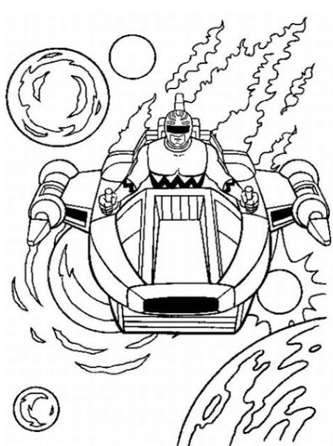 printable power rangers coloring picture - Power Rangers Coloring Book