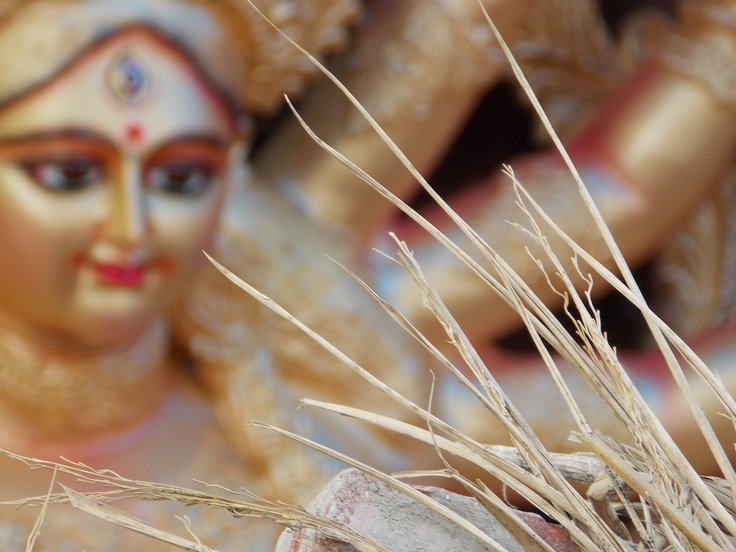 The Off phase of Maa Durga