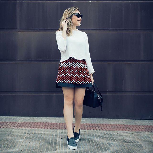 O look completo, com peças da Colcci e tênis Adidas, tudo na @dafiti! #ootd #fashion #smartfashion  publicidade