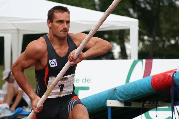 Roman Šebrle at Talence Decastar 2006 - Decathlon 2000