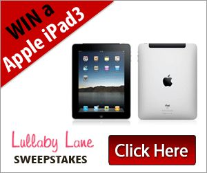 Giveaway: Win a New iPad 3, Kid-Friendly Case plus 100 Dollar  iTunes Gift Card!