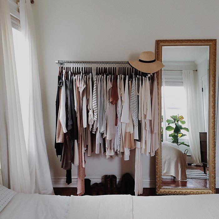 Best 25+ Clothes rack bedroom ideas on Pinterest | Ikea ...
