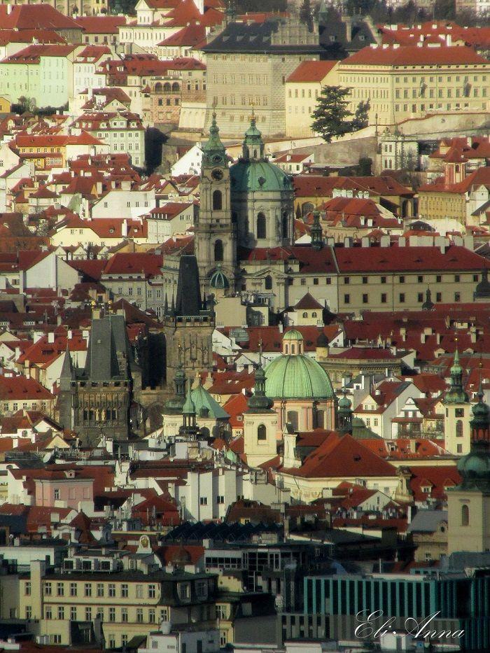 Praha, Tower Park Praha, Czech Republic