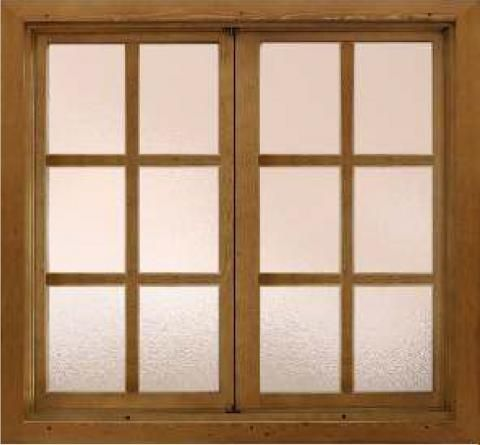 17 best ideas about ventanas de madera rusticas on for Puertas rusticas de herreria