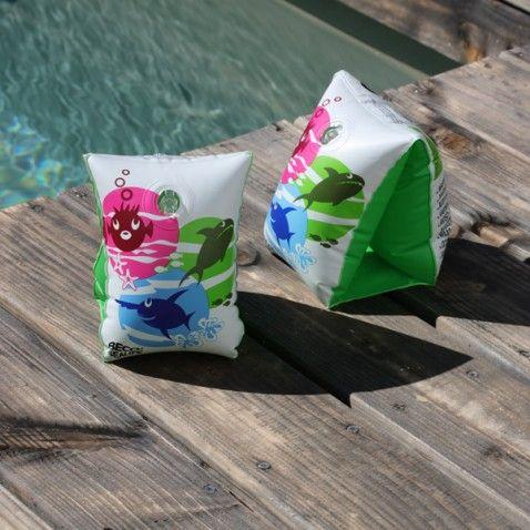 Les 25 meilleures id es de la cat gorie brassard piscine for Gifi piscine bebe