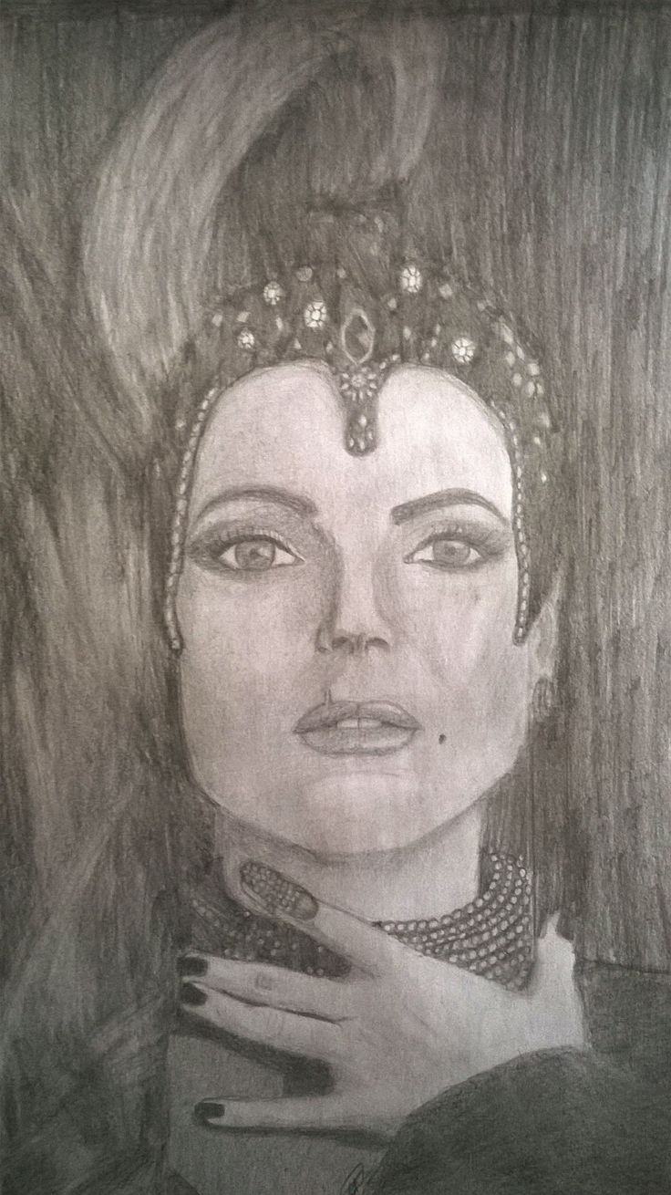 Evil isn't born, it's made. ~The Evil Queen~
