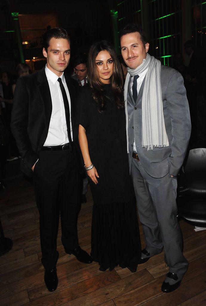 Sebastian Stan Photos: Black Swan - Afterparty:54th BFI London Film Festival