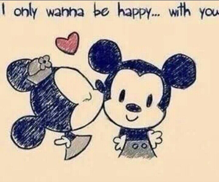 love disney minnie and mickey mouse | Inspirational, funny ...