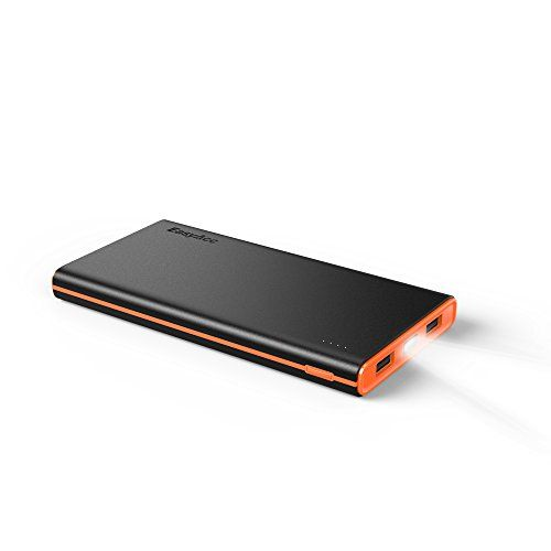 Introducing EasyAcc 2nd Gen 10000mAh Power Bank Brilliant External Battery Pack. Great product and follow us for more updates!