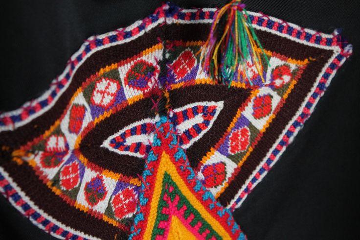 """""""Altiplano"""" Intervención Textil!"""