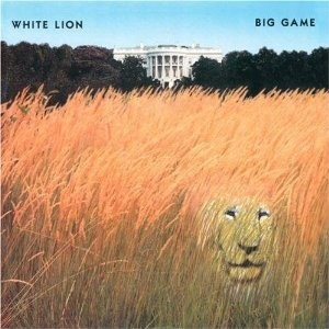 1000 shoes white lion band 80s