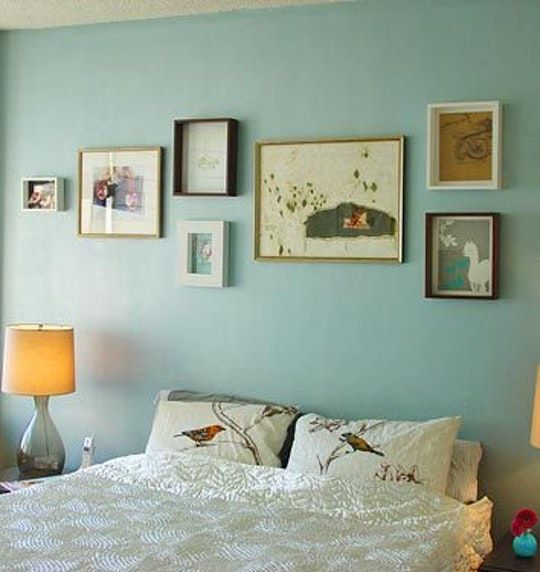 soothing paint colors for relaxing bedroom apartment therapy calming kids color ideas