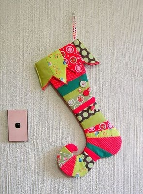 Would love to make these stockings!