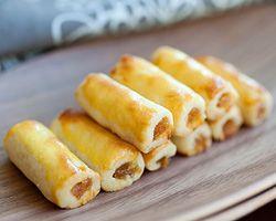 Pineapple Rolls (Nastar) | Easy Asian Recipes at RasaMalaysia.com