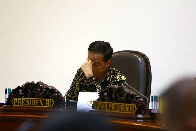 Tak Pernah Bercermin: Presiden Adalah Orang Tua Bagi Rakyat Tapi Sulit U...