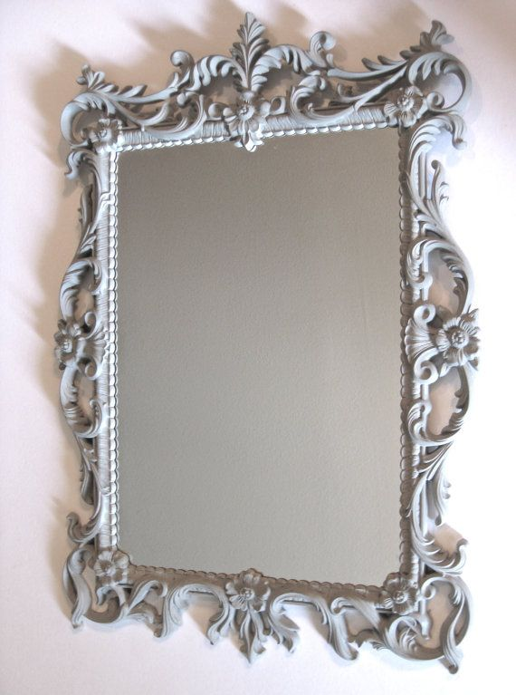 Mirror Syroco Style Frame by Swede13, $92.00