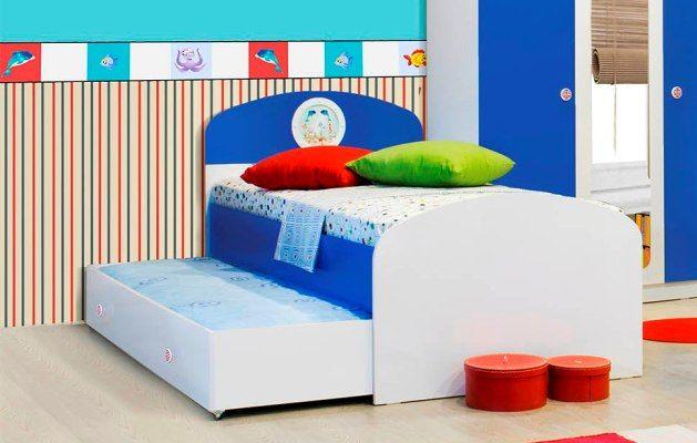 Παιδικό Κρεβάτι Ocean Mariner OC-106