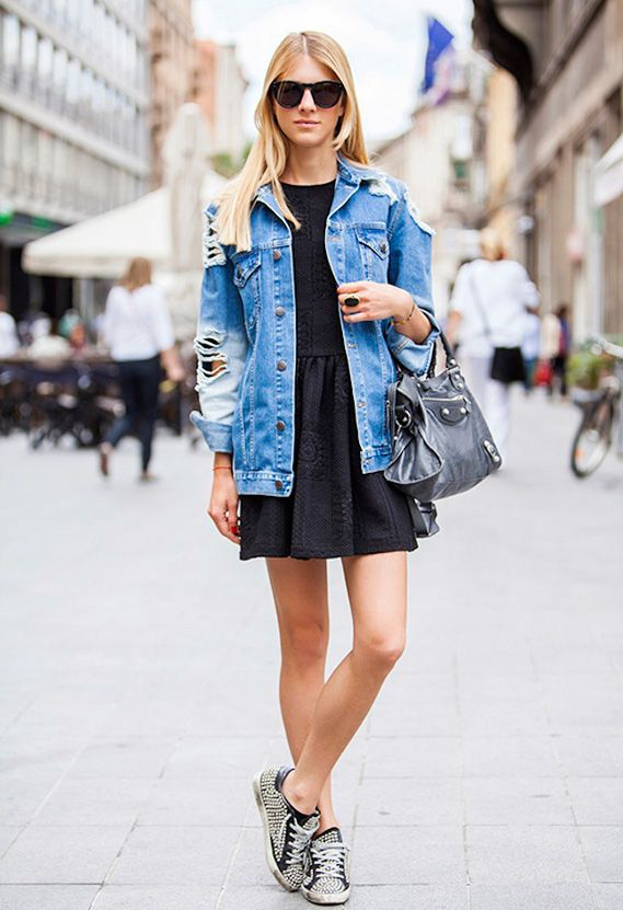 Dresses and Denim!