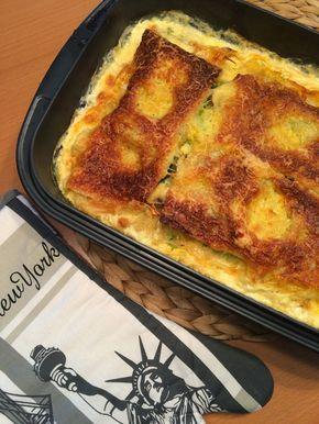 Herz Charme und Zutaten: #Brokkoli-Lasagne schnelles #Rezept zum #kochen auf meinem #Blog