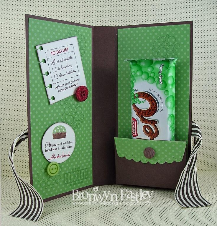 addINKtive designs: JAI 64 - Chocolate Wrapper Colour Combo