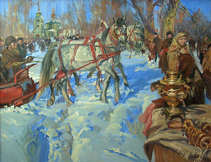 Фаюстов М.В. Масленица
