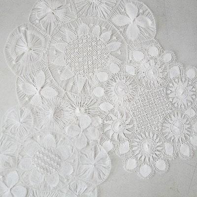 Nanduti / ParaguayCircle lace - QUICO WEB SHOP
