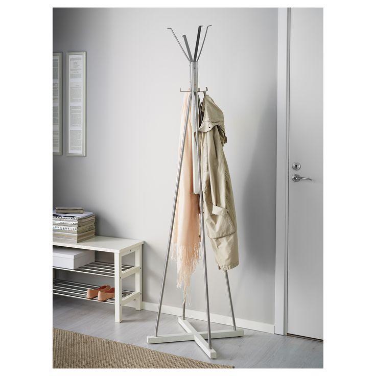 IKEA TJUSIG hat and coat stand 2583