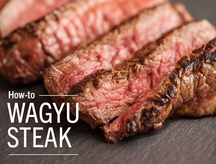 How To Cook Wagyu Steak Also Known As American Style Kobe Beef Wagyu Steak Is Prized Because Of Its Intense Marbli Wagyu Steak Wagyu Beef Recipe Wagyu Recipes
