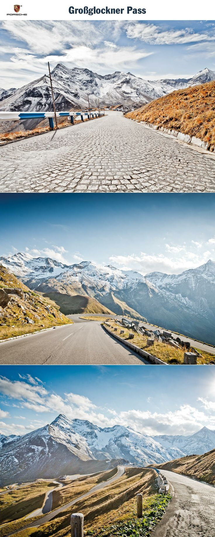 Großglockner Pass, Österreich
