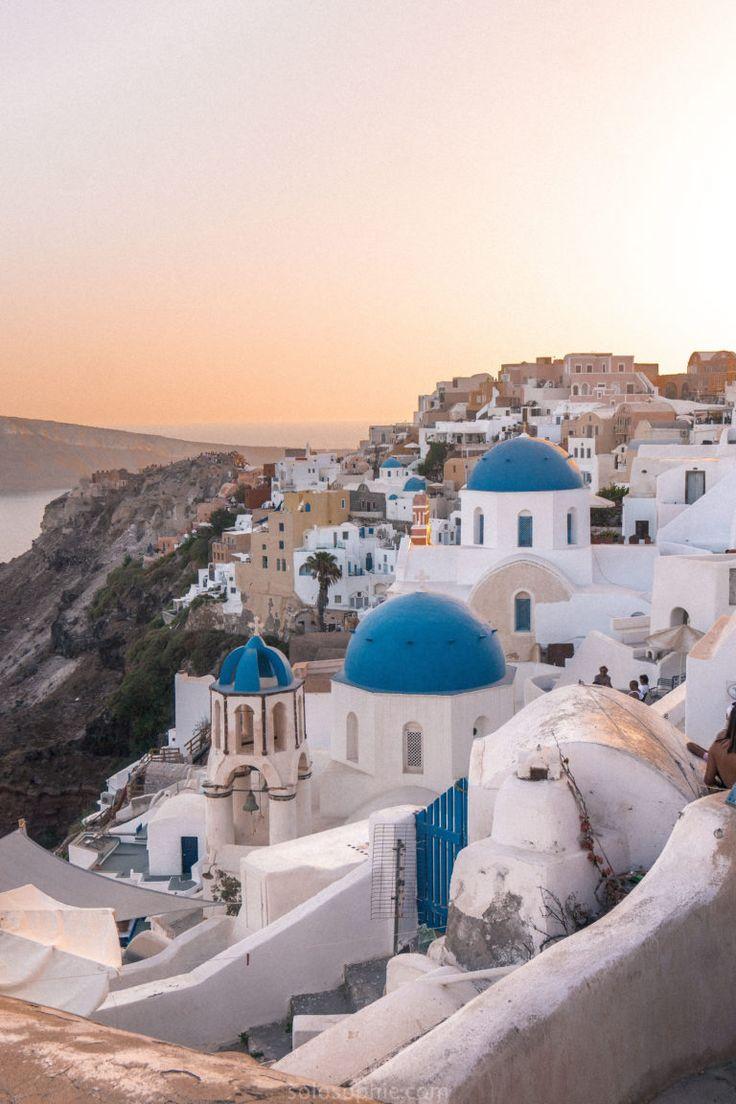 9 epische Gründe, Santorini auf den Kykladen zu besuchen