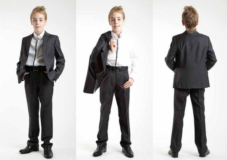 Классическая одежда для мальчиков и подростков
