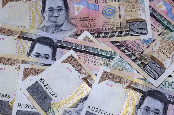 Peso Bills Background Free Stock Photo HD - Public Domain Pictures