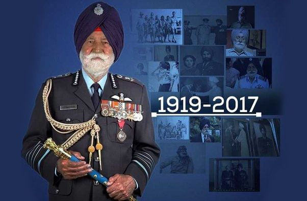 Indian Air Force Marshal Arjan Singh Cremated With Full State Honours http://ift.tt/2woHzhq