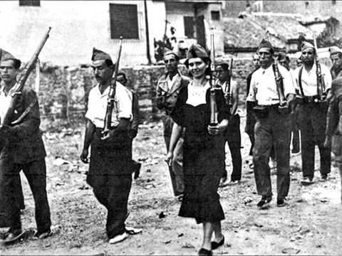 Cuentos de Resistencia - Gerda Taro