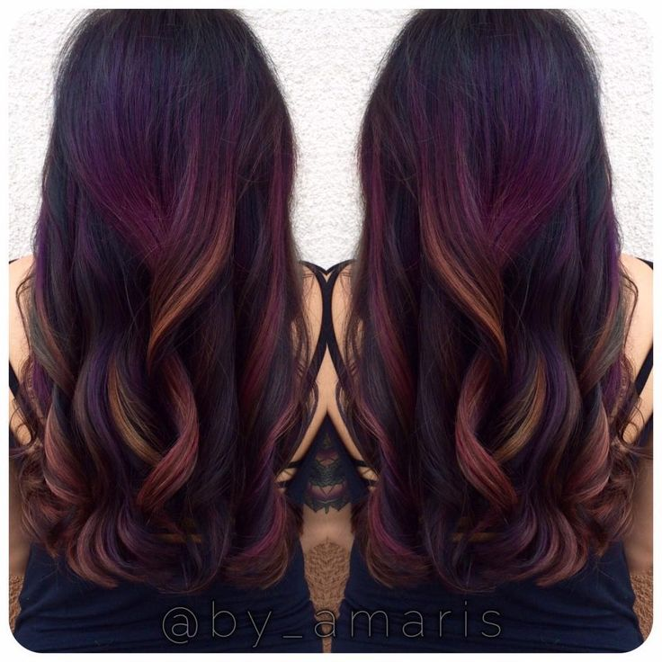 HOW-TO: Tropical Sunset Haircolor