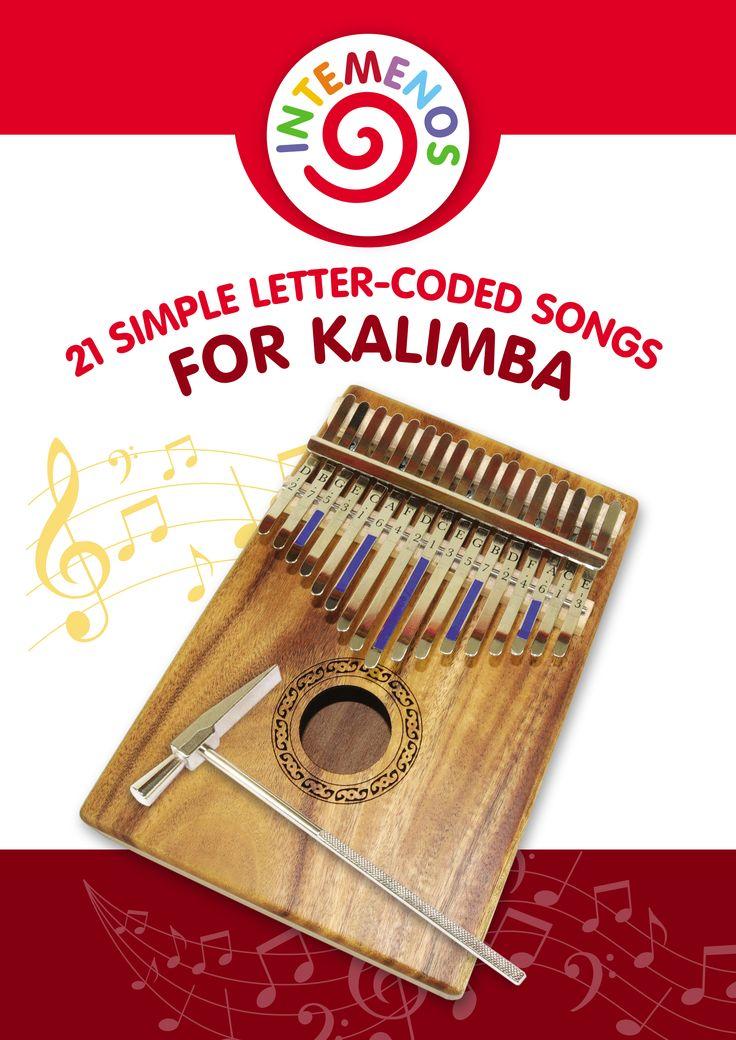 Kalimba sheet music for beginners songs sheet music