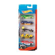 Hot Wheels 5 Pack Cars Assorted - Target